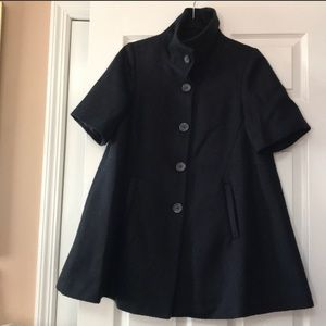 Vintage Navy Swing coat mod